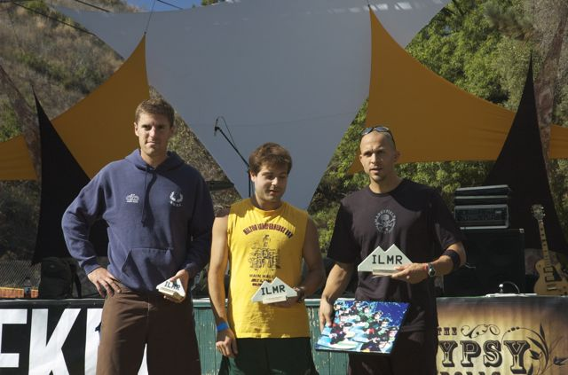 Jon Clark Takes Home The Blue Surfing Monkeys