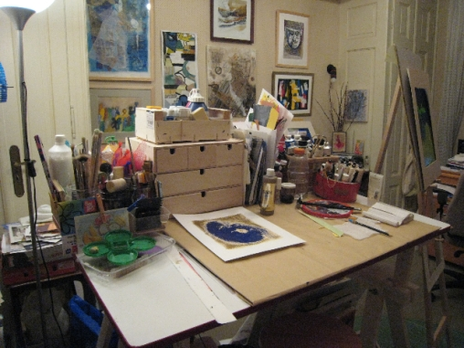 Ginette's Studio in France