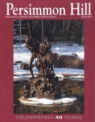 Persimmon Hill Winter 2012 Magazine Cover