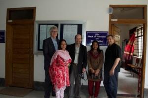 Exploring the new Film and TV Studies program at Dhaka University.