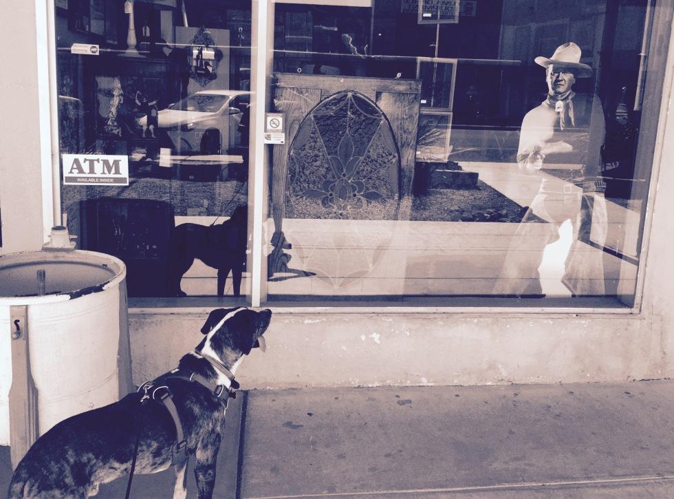Murph and The Duke in Yuma