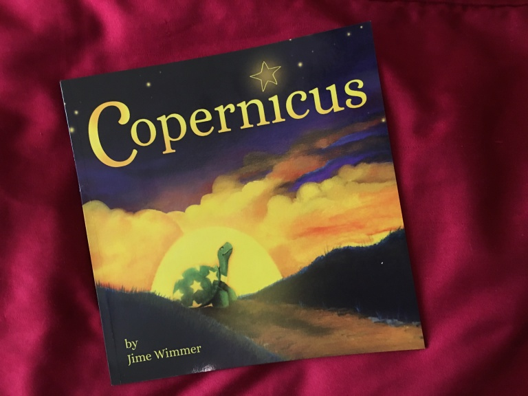 Copernicus by Jime Wimmer